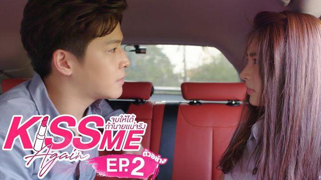 Kiss Me Again tập 1 gây bão vì dàn trai xinh gái đẹp quá HOT (2)