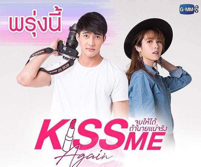 Kiss Me Again tập 1 gây bão vì dàn trai xinh gái đẹp quá HOT (7)