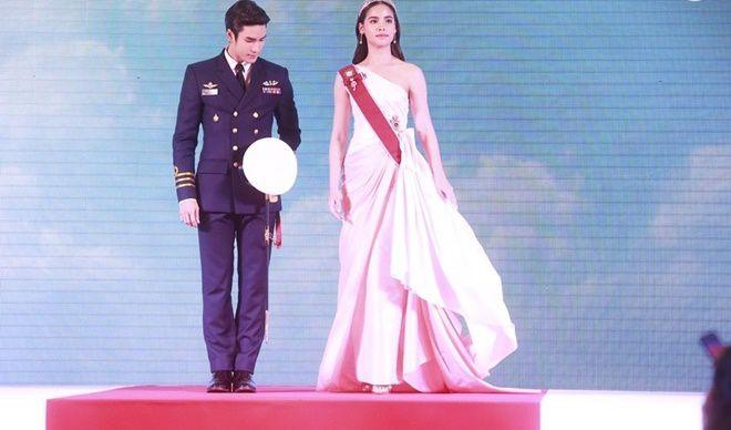 Likit Ruk - The Crown Princess: Bom tấn Thái Lan 2018 của đài CH3 (10)