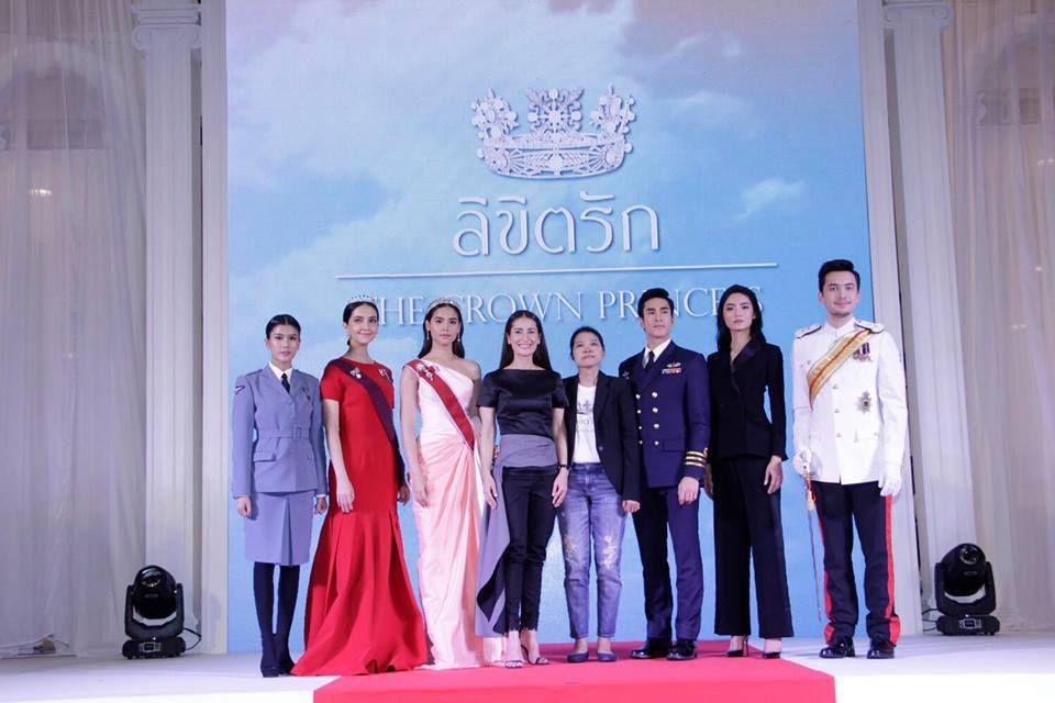 Likit Ruk - The Crown Princess: Bom tấn Thái Lan 2018 của đài CH3 (2)