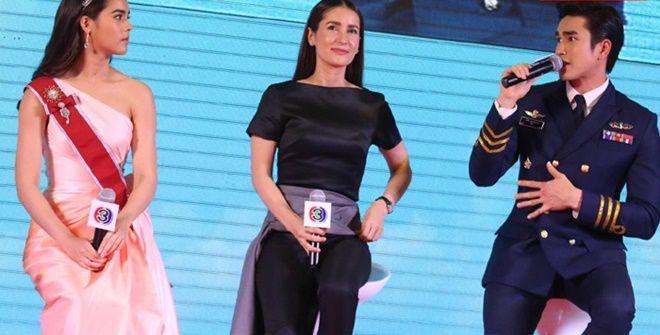 Likit Ruk - The Crown Princess: Bom tấn Thái Lan 2018 của đài CH3 (8)
