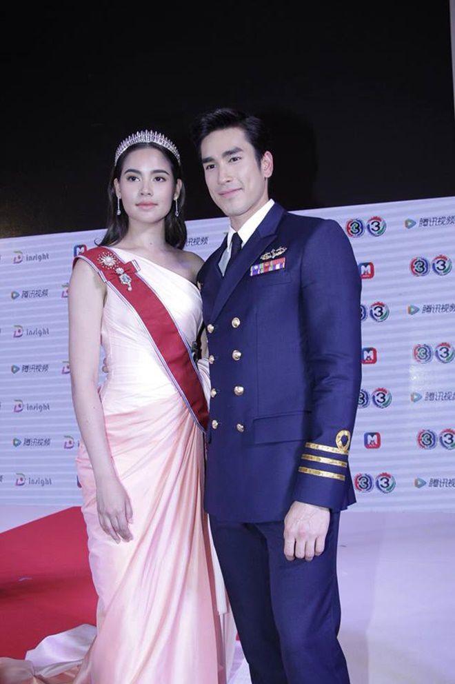 Likit Ruk - The Crown Princess: Bom tấn Thái Lan 2018 của đài CH3 (9)