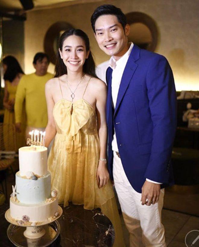 Min Pechaya quyến rũ, bạn trai soái ca khiến dân tình điên đảo tại lễ sinh nhật (11)