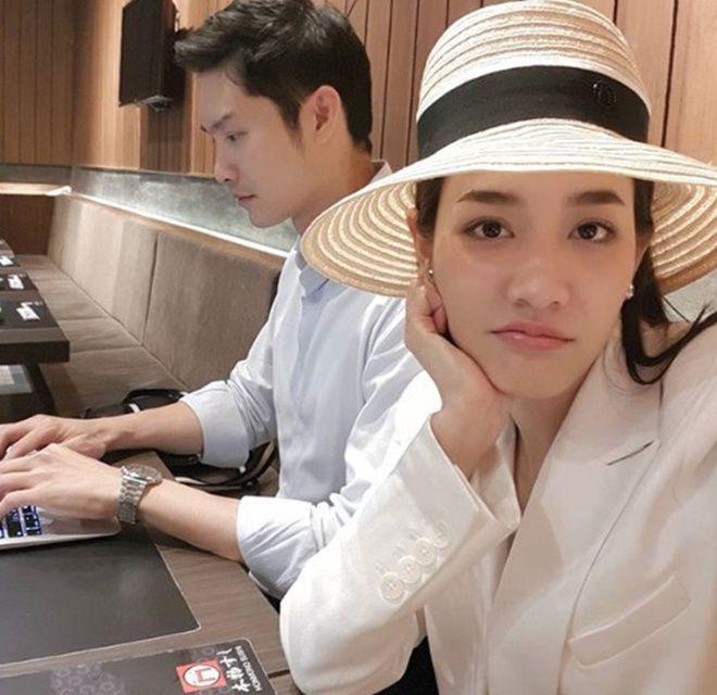 Min Pechaya quyến rũ, bạn trai soái ca khiến dân tình điên đảo tại lễ sinh nhật (17)