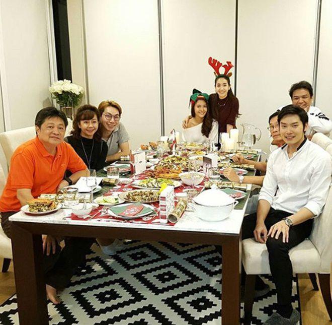 Min Pechaya quyến rũ, bạn trai soái ca khiến dân tình điên đảo tại lễ sinh nhật (20)