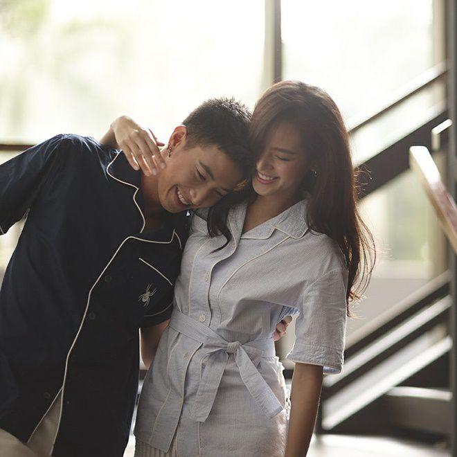 Phim giả tình thật, Tono Pakin & Nychaa Nuttanicha lộ tin đồn hẹn hò (22)