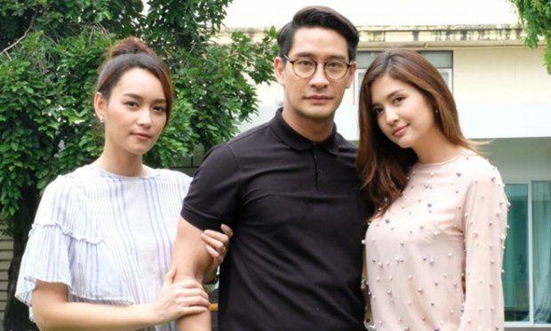 Bee Namthip tái hợp Pong Nawat trong dự án phim Mia 2018 (Người vợ) (11)