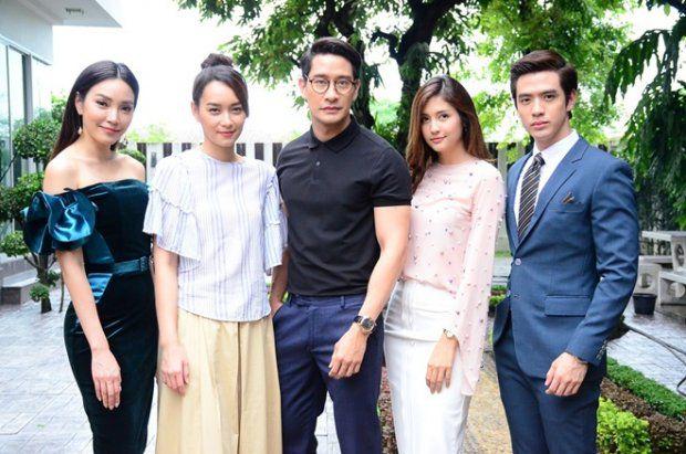 Bee Namthip tái hợp Pong Nawat trong dự án phim Mia 2018 (Người vợ) (12)