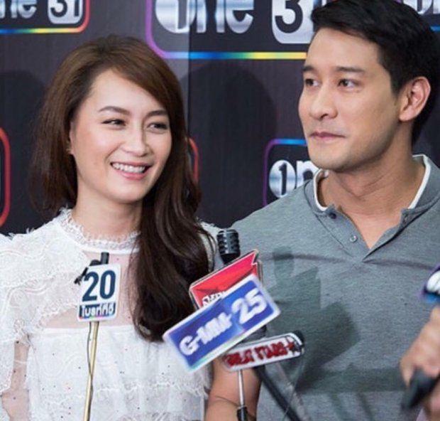 Bee Namthip tái hợp Pong Nawat trong dự án phim Mia 2018 (Người vợ) (2)