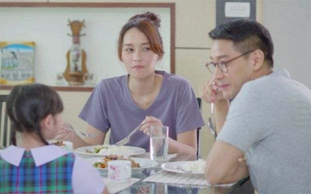 Bee Namthip tái hợp Pong Nawat trong dự án phim Mia 2018 (Người vợ) (7)