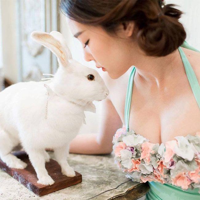 Chết mê chết mệt với 4 mẫu ảnh Thái Lan quá đỗi xinh đẹp & ngọt ngào (4)
