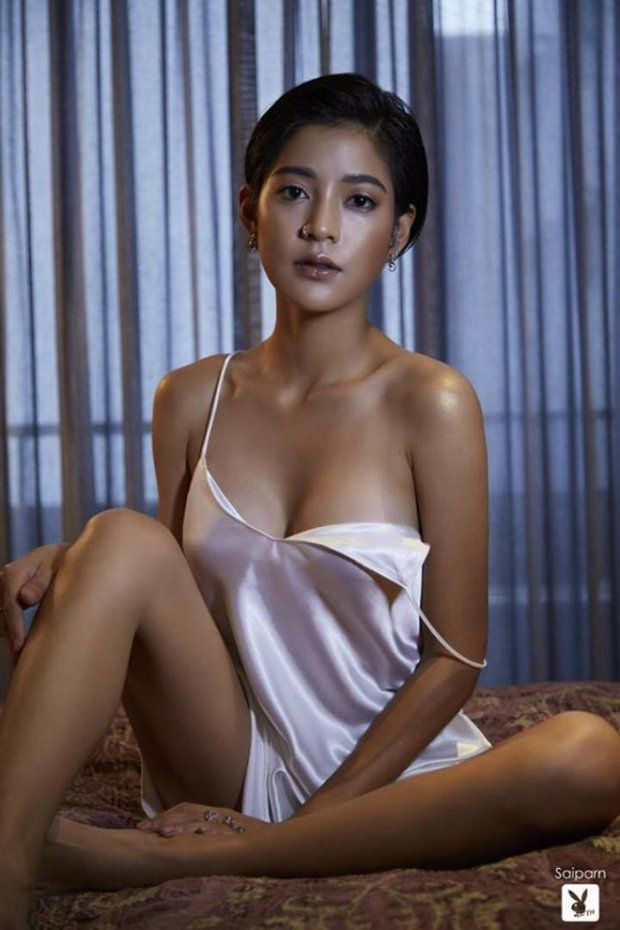 Giật mình với bộ ảnh táo bạo & sexy của ác nữ Lee (Apinya Sakuljaroensuk) (11)