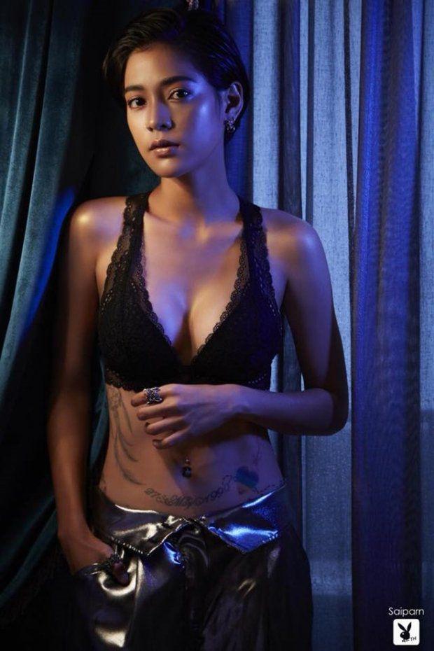Giật mình với bộ ảnh táo bạo & sexy của ác nữ Lee (Apinya Sakuljaroensuk) (12)