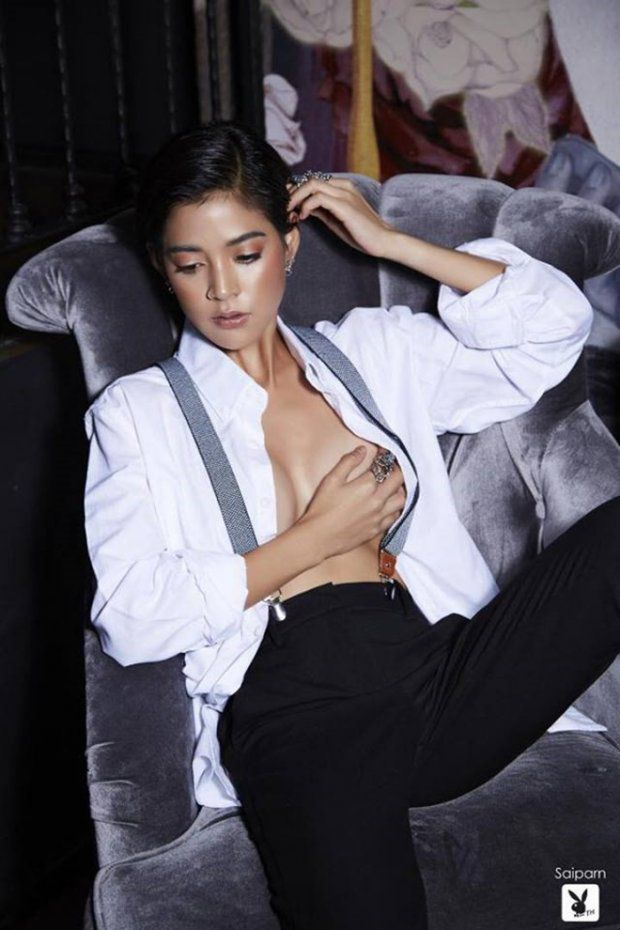 Giật mình với bộ ảnh táo bạo & sexy của ác nữ Lee (Apinya Sakuljaroensuk) (13)