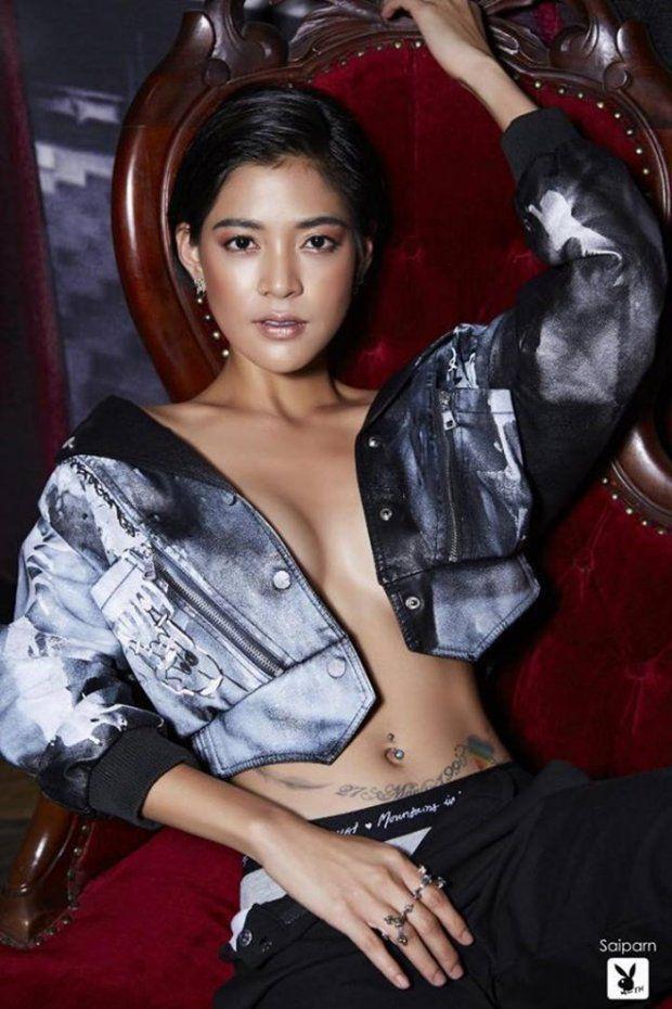 Giật mình với bộ ảnh táo bạo & sexy của ác nữ Lee (Apinya Sakuljaroensuk) (14)