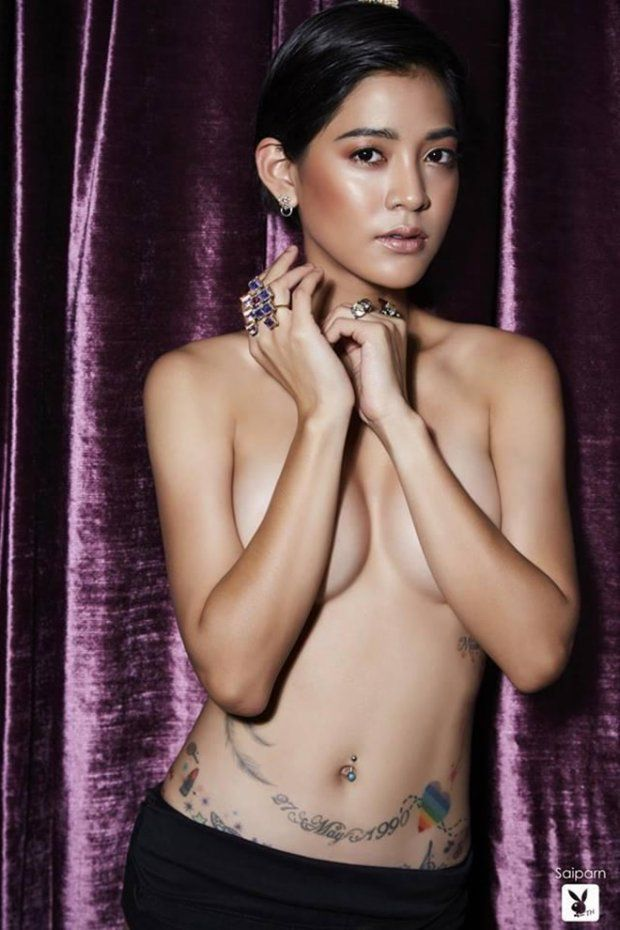 Giật mình với bộ ảnh táo bạo & sexy của ác nữ Lee (Apinya Sakuljaroensuk) (8)
