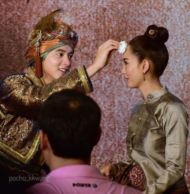 """""""Hoàng tử nụ cười Thái Lan"""" James Jirayu: Nỗi khiếp sợ của bạn diễn nữ (11)"""