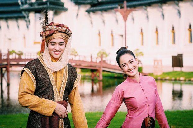 """""""Hoàng tử nụ cười Thái Lan"""" James Jirayu: Nỗi khiếp sợ của bạn diễn nữ (22)"""