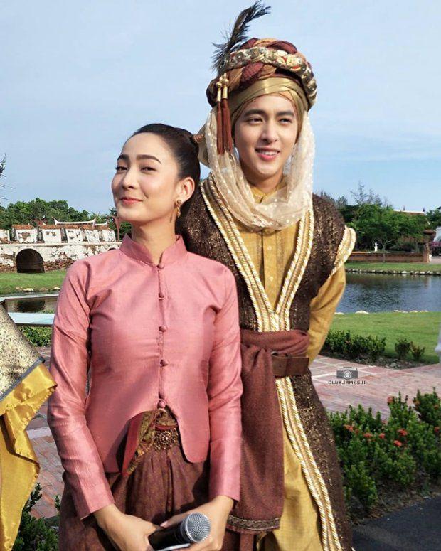 """""""Hoàng tử nụ cười Thái Lan"""" James Jirayu: Nỗi khiếp sợ của bạn diễn nữ (5)"""