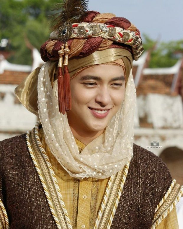 """""""Hoàng tử nụ cười Thái Lan"""" James Jirayu: Nỗi khiếp sợ của bạn diễn nữ (8)"""