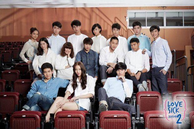 Love Sick Series: Phim đam mỹ học đường Thái Lan xác nhận có phần 3 (2)