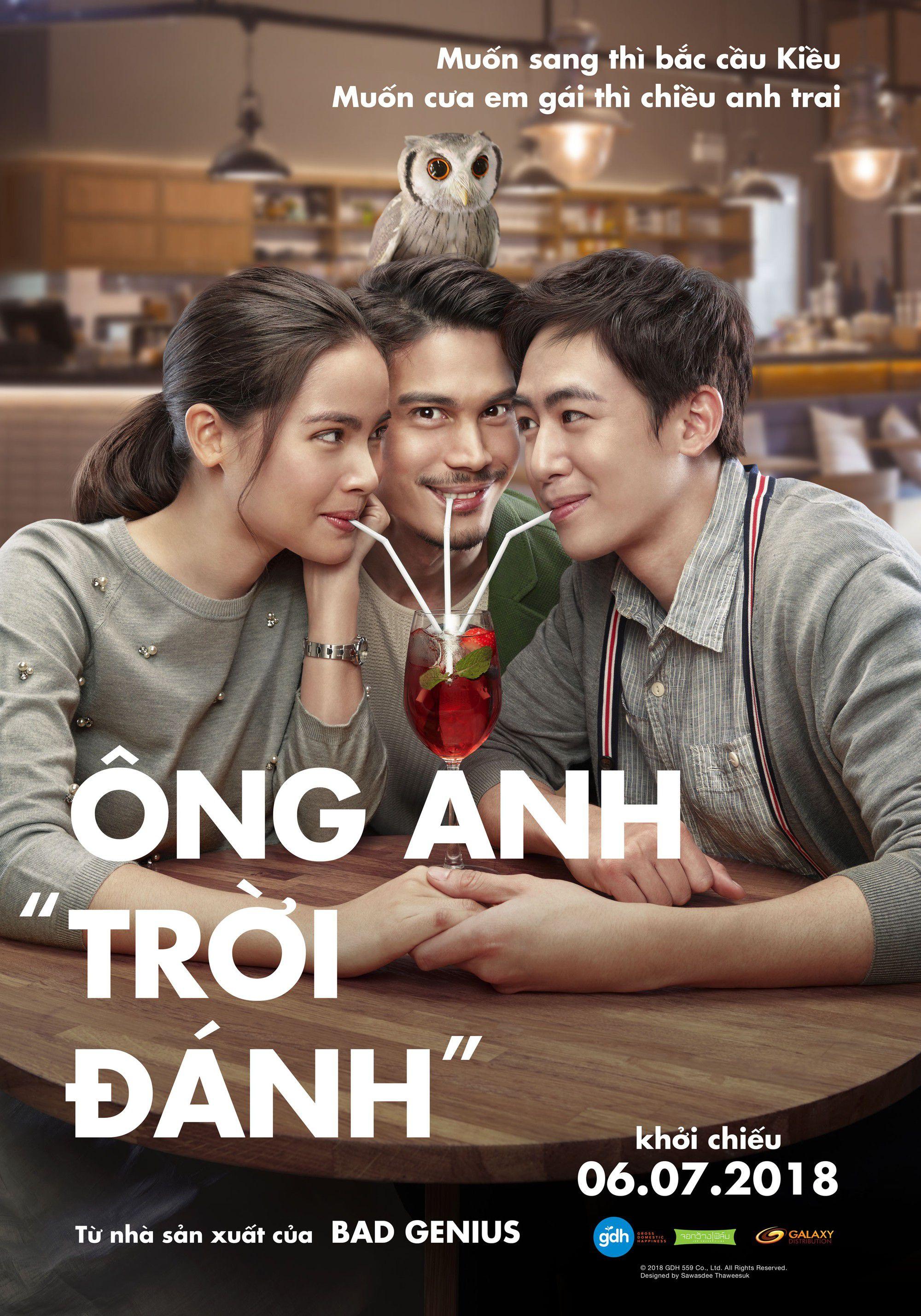 Ông Anh Trời Đánh: Phim điện ảnh Thái Lan cực hot 2018 sắp cập bến Việt Nam (1)