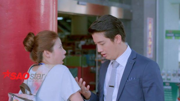 """Phim My Girl bản Thái tung teaser cưỡng hôn, """"đụng chạm"""" & lịch chiếu (10)"""