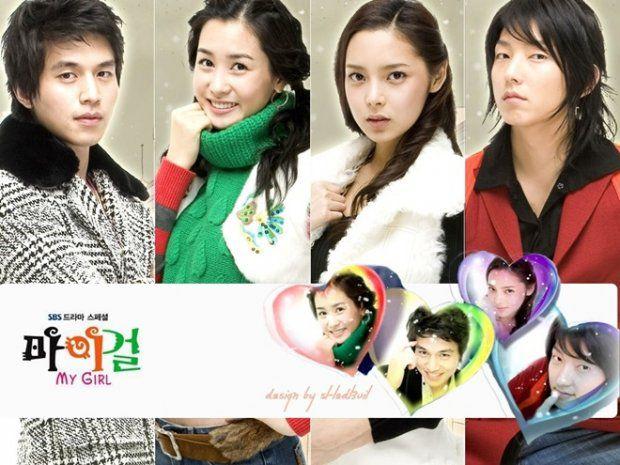 """Phim My Girl bản Thái tung teaser cưỡng hôn, """"đụng chạm"""" & lịch chiếu (2)"""