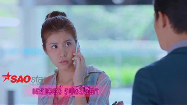 """Phim My Girl bản Thái tung teaser cưỡng hôn, """"đụng chạm"""" & lịch chiếu (4)"""