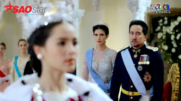 Sứ mệnh và con tim những tập cuối: Lộ danh tính kẻ muốn ám sát công chúa Alice (3)
