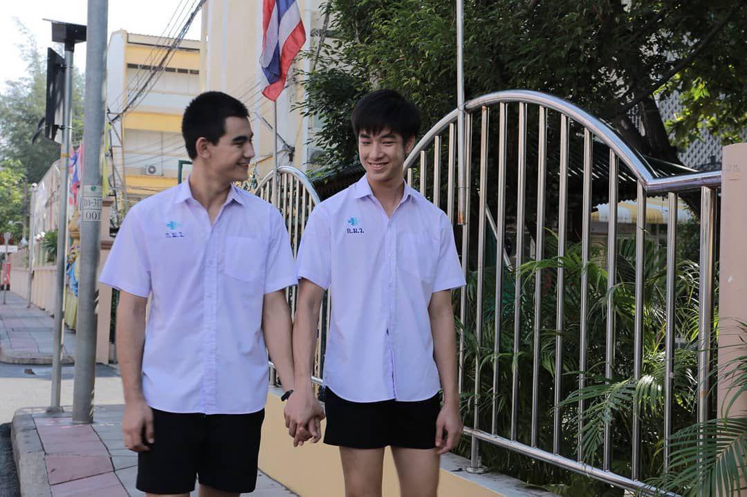 """Frank Thanatsaran & Drake Laedeke gây sốt trong """"Vì em là chàng trai của tôi"""" (3)"""