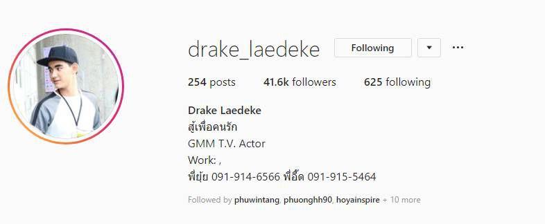 """Frank Thanatsaran & Drake Laedeke gây sốt trong """"Vì em là chàng trai của tôi"""" (8)"""