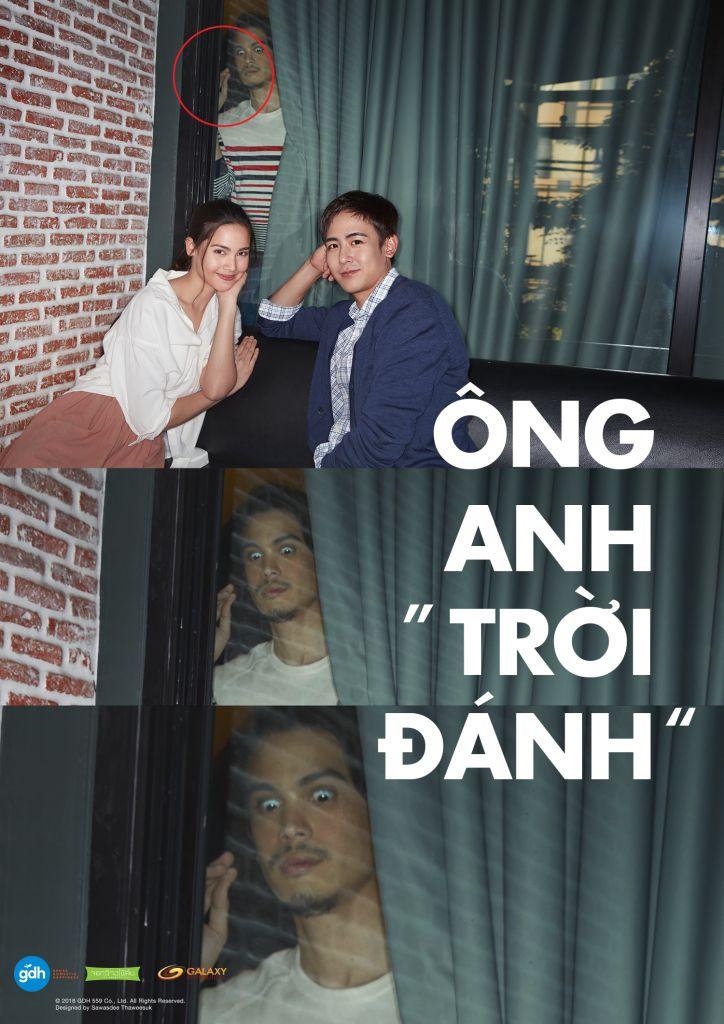 """Hoàng tử Thái Lan Nichkhun: Bạn trai số nhọ của """"Ông anh trời đánh"""" (3)"""