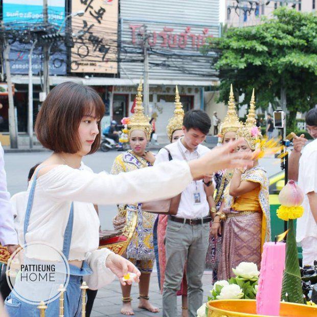 """Phim """"Năm tháng vội vã"""" bản Thái hé lộ dàn diễn viên đầy bất ngờ (8)"""