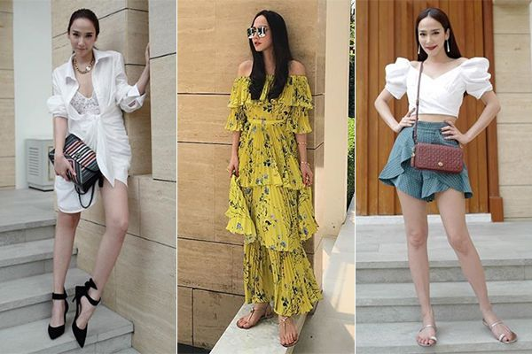 Top 5 nữ diễn viên xinh đẹp Thái Lan có nhiều follower nhất trên Instagram (2)