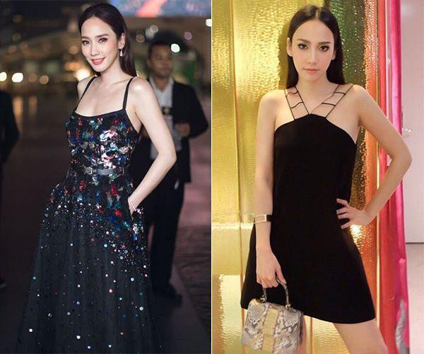 Top 5 nữ diễn viên xinh đẹp Thái Lan có nhiều follower nhất trên Instagram (3)
