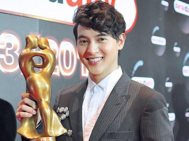 3 nam diễn viên Thái Lan sở hữu nhiều giải thưởng nhất năm 2018 (8)