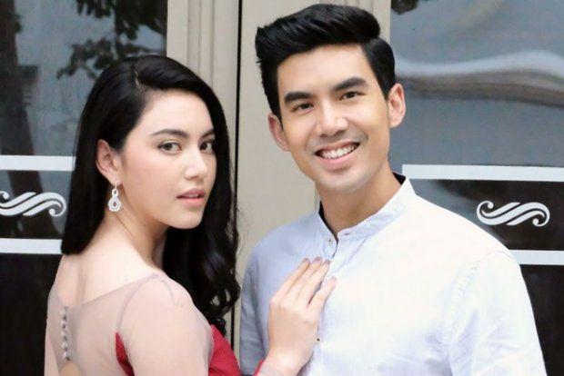 Cặp đôi Ter Chantavit và Mai Davika góp mặt trong phim Thái mới (1)