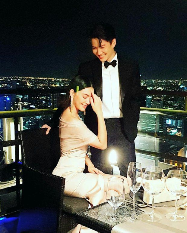 Cặp đôi Ter Chantavit và Mai Davika góp mặt trong phim Thái mới (12)