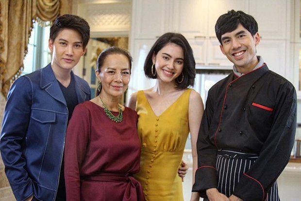 Cặp đôi Ter Chantavit và Mai Davika góp mặt trong phim Thái mới (7)