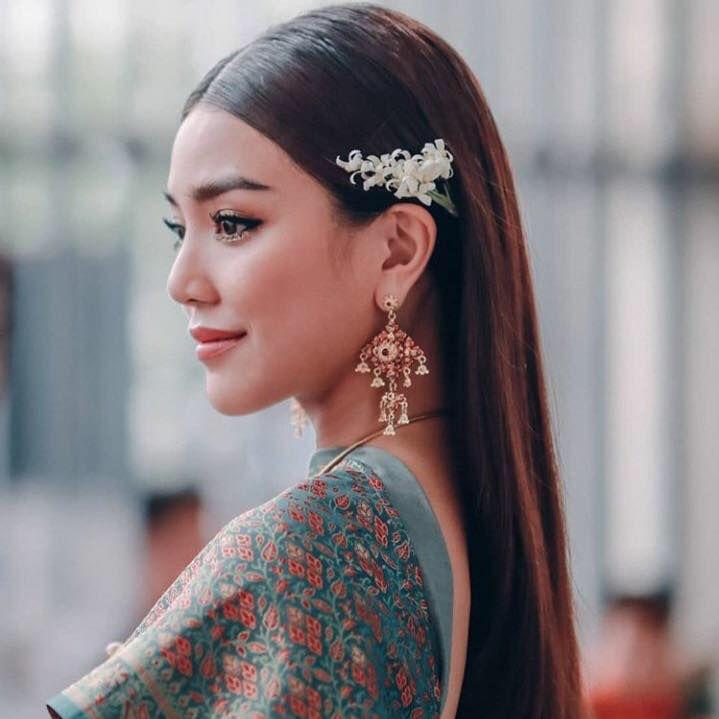 Tìm hiểu đôi chút về nữ diễn viên xinh đẹp Prang Kannarun (2)