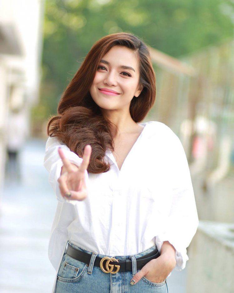 Tìm hiểu đôi chút về nữ diễn viên xinh đẹp Prang Kannarun (3)