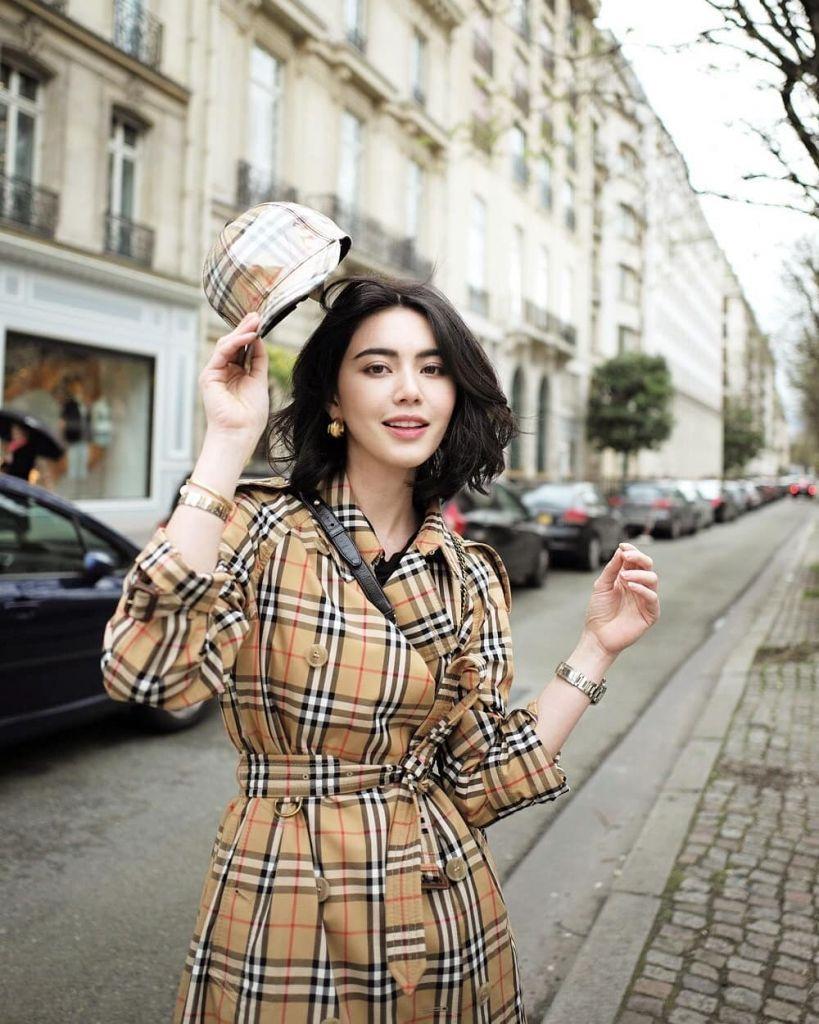 """Top 3 nữ diễn viên nổi tiếng Thái Lan có Follower """"khủng"""" trên Instagram (8)"""
