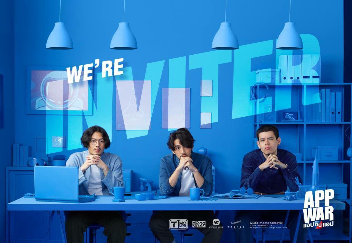 App War: Phim điện ảnh Thái Lan hay về khởi nghiệp của người trẻ (2)