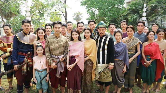 Huyết mạch kiêu hùng (Sai Lohit 2018): Phim mới của đài CH7 Thái Lan (4)