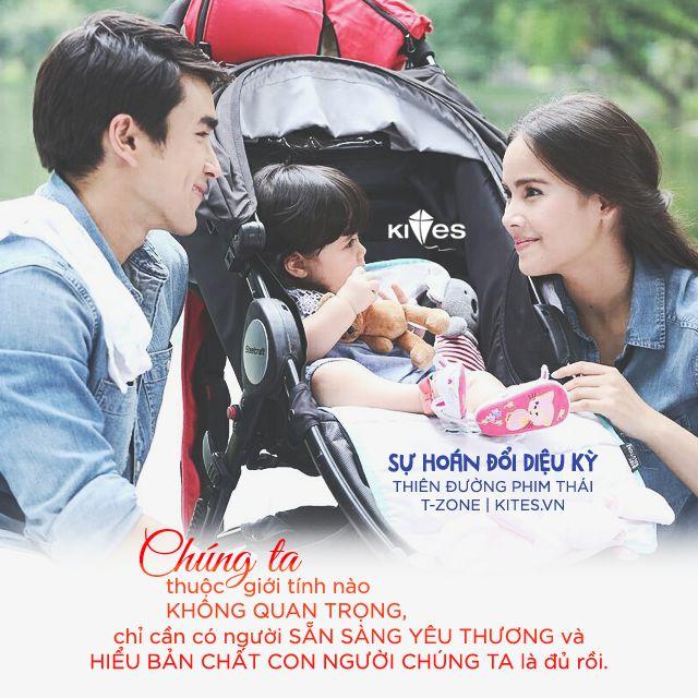 Những câu nói, trích dẫn hay trong phim Thái về tình yêu | Quotes Hay (1)