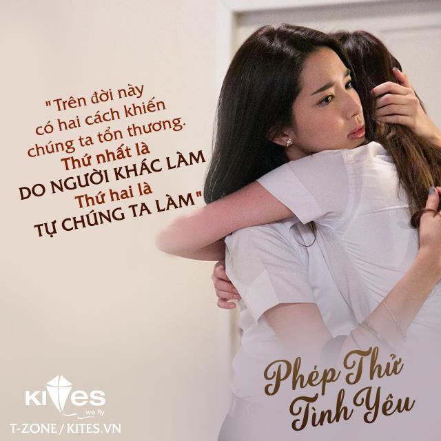 Những câu nói, trích dẫn hay trong phim Thái về tình yêu | Quotes Hay (3)