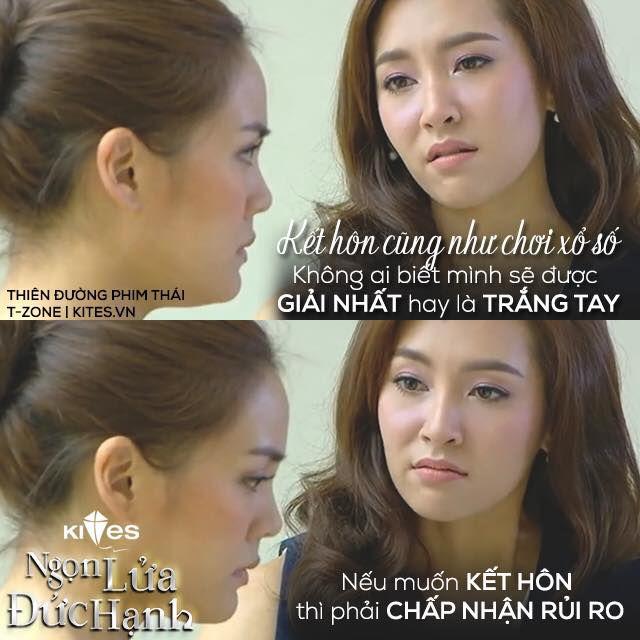 Những câu nói, trích dẫn hay trong phim Thái về tình yêu | Quotes Hay (4)