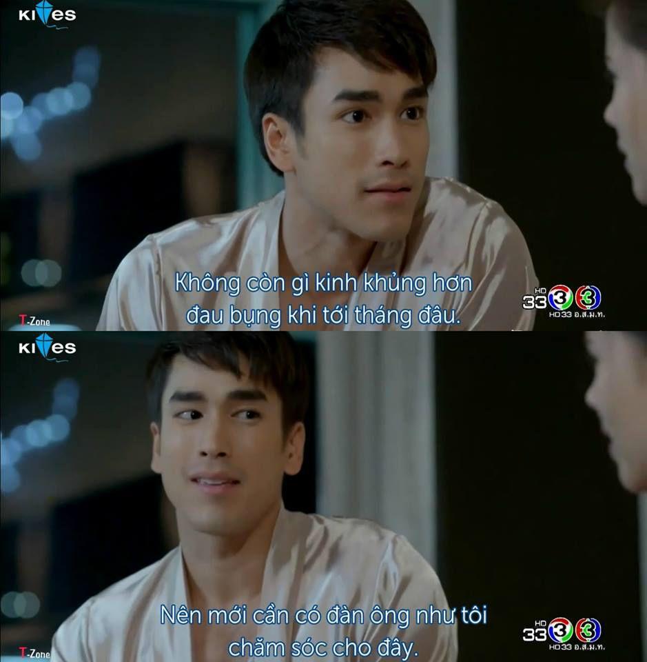 Những câu nói, trích dẫn hay trong phim Thái về tình yêu | Quotes Hay (6)
