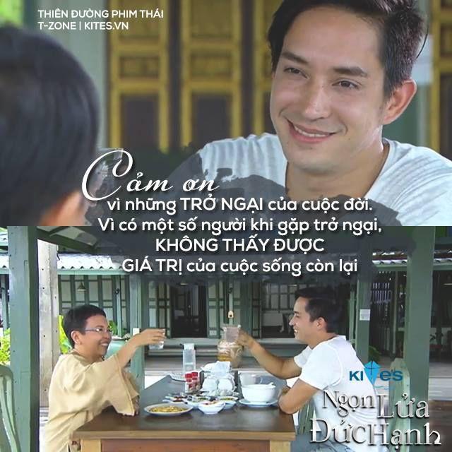 Những câu nói, trích dẫn hay trong phim Thái về tình yêu | Quotes Hay (7)